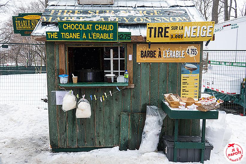 restauration fete des neiges