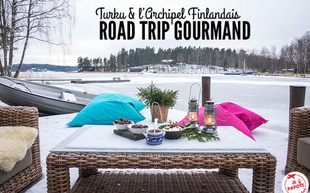 Turku & l'Archipel Finlandais : Road trip gourmand en Finlande