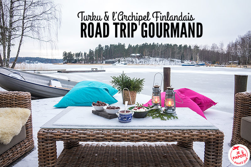 road trip gourmand finlande
