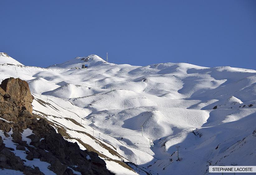 Dizin iran station de ski