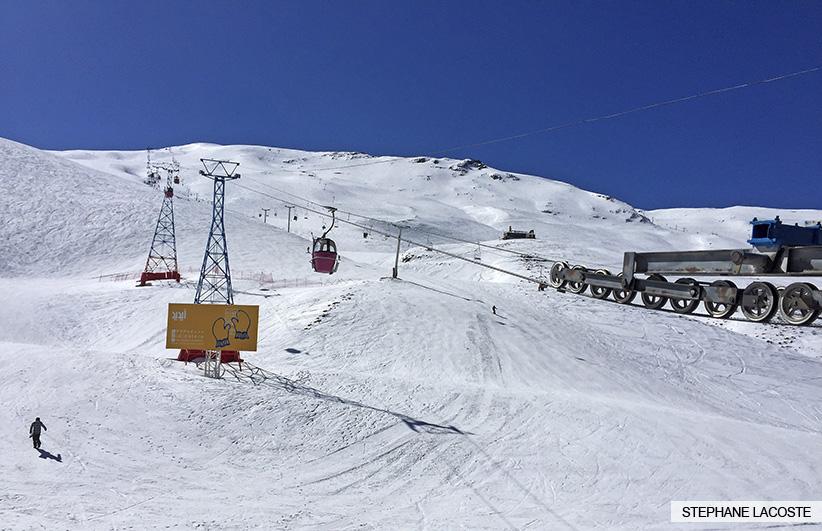 Station de ski Dizin