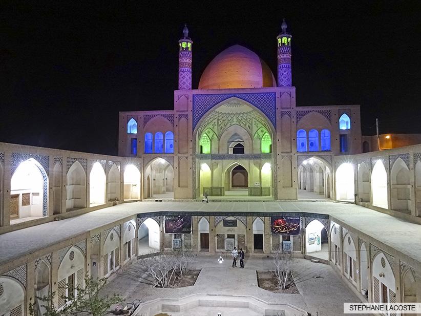 Mosquée Agha Bozor