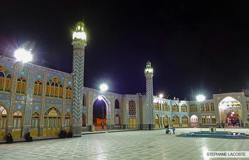 Mosquée Aran o Bidgol