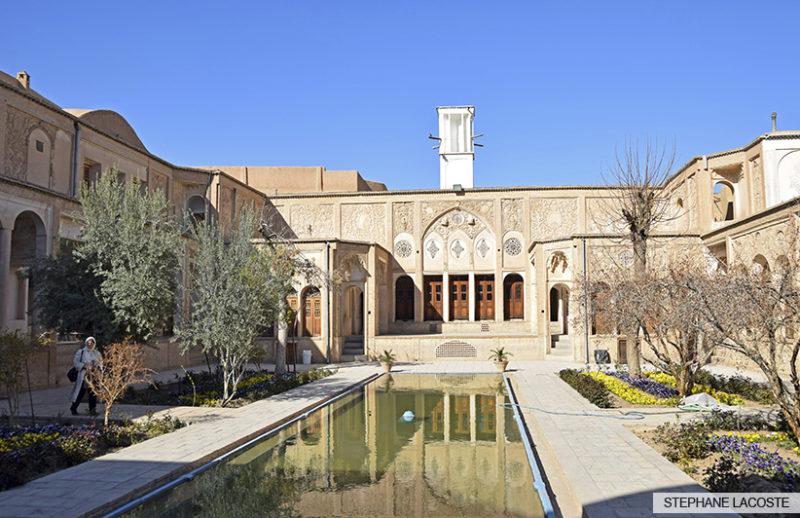 Kashan Maison des Boroudjerdi