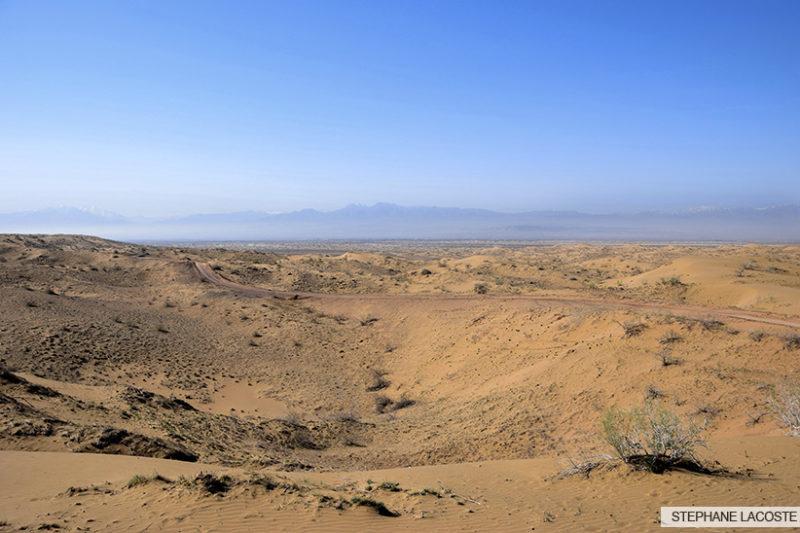 chaîne des Monts Zagros