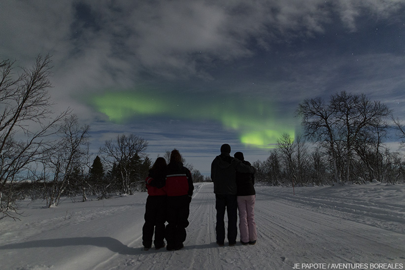 aurores boreales semaine 1