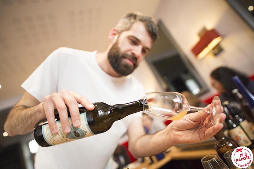 Dégustation de bière Rennes
