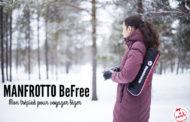 Manfrotto BeFree : le trépied léger et compact parfait