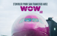 Vol Paris San Francisco avec WOW Air