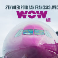 San Francisco Wow Air