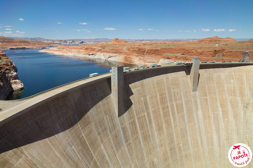 barrage lac powell