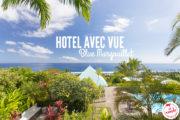 Hôtel à La Réunion : le Blue Margouillat, hôtel avec vue