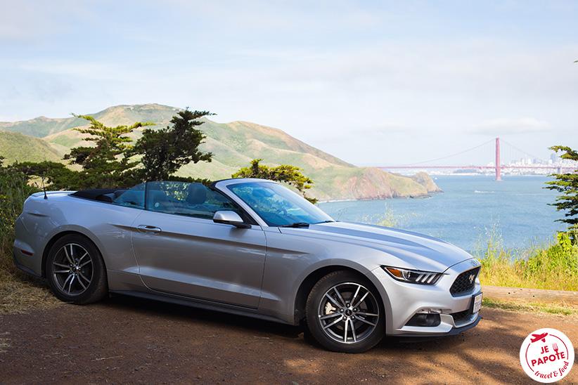 Road Trip en Mustang USA
