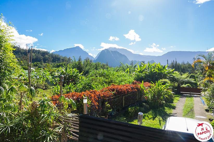 gite Hell Bourg La Réunion