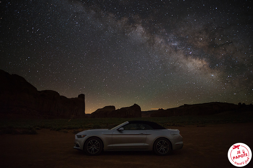 Mustang Monument Valley