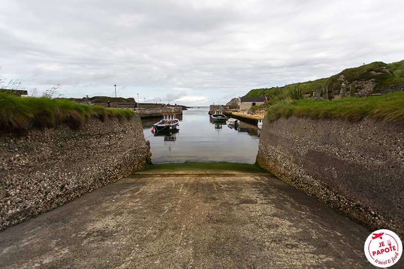 Ballintoy Harbour got