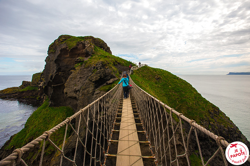 pont suspendu carrick a rede bridge