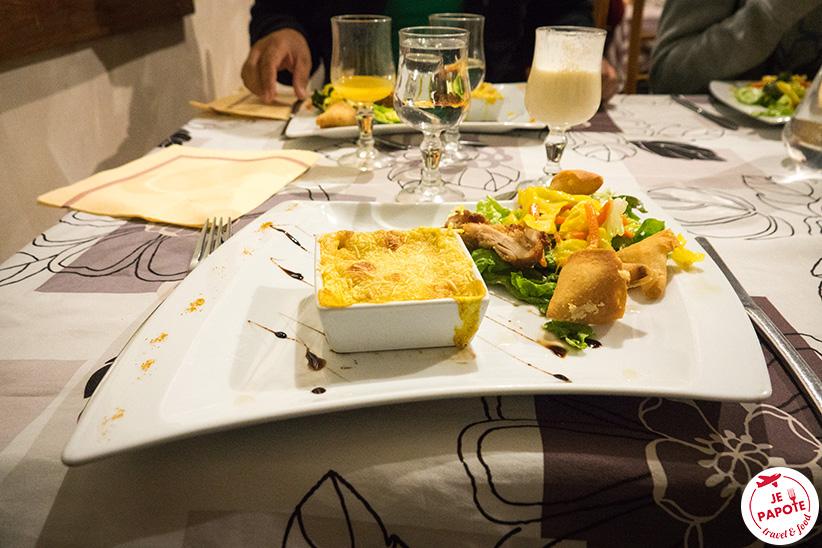 gratin chouchou