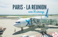 Vol Paris La Réunion avec XL Aiways