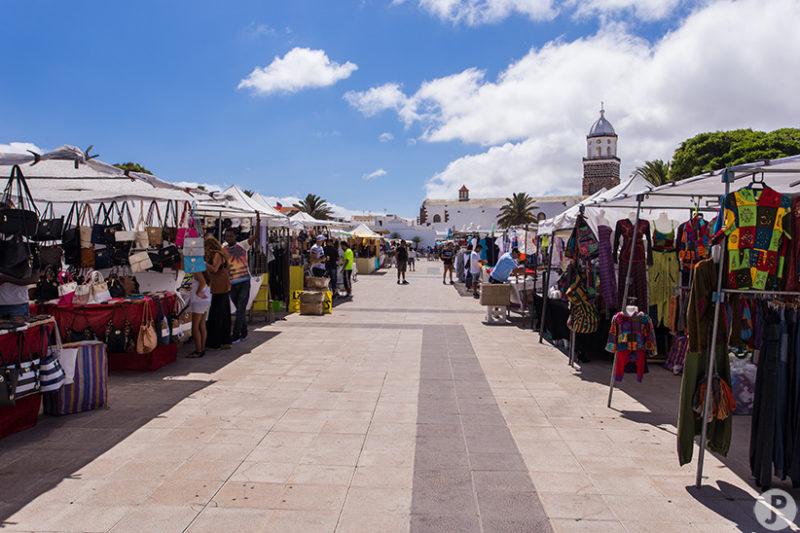 marché de Teguise