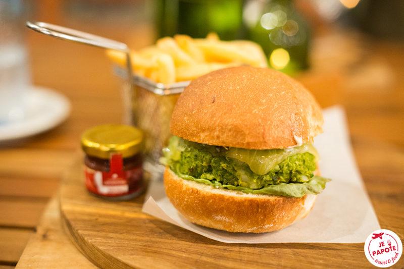 burger ile maurice