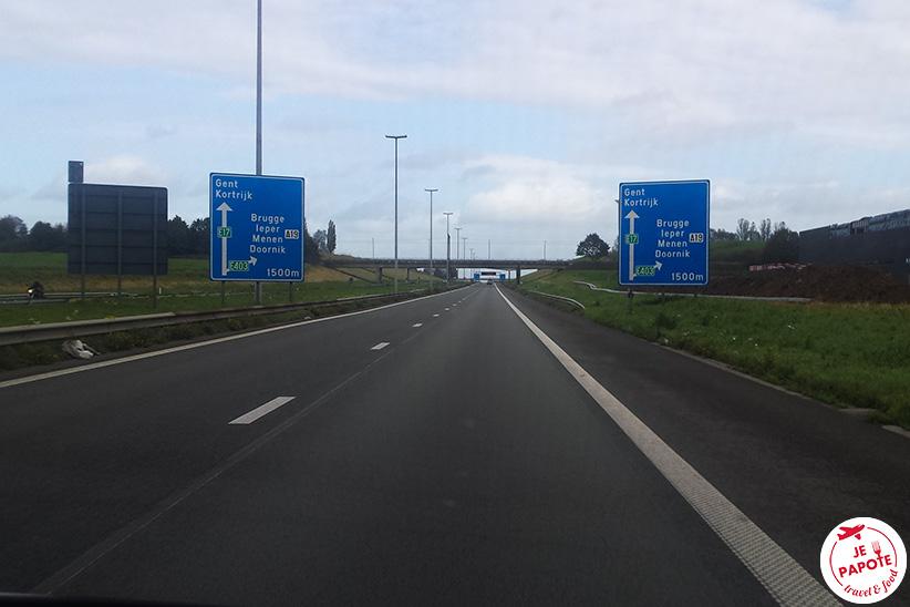 Route Belgique
