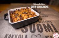 Makaronilaatikko : le gratin de macaronis finlandais