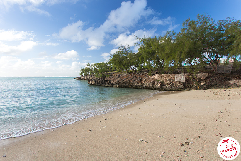Plage Rodrigues : Pointe Coton