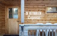 Retour en Laponie : Installation & mise en place