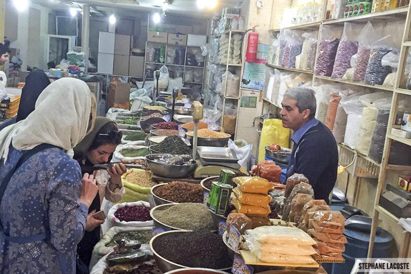 Ispahan bazar