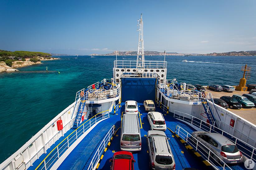 ferry pour maddalena