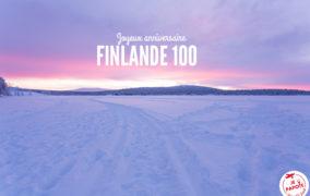 Happy Birthday la Finlande !