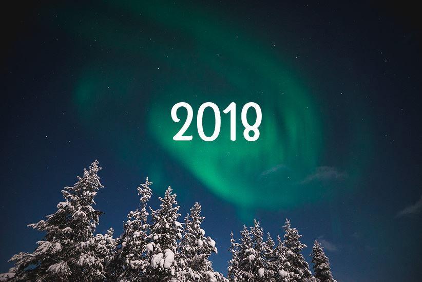 Bonne année 2018 ! - Saison 2, épisode 8