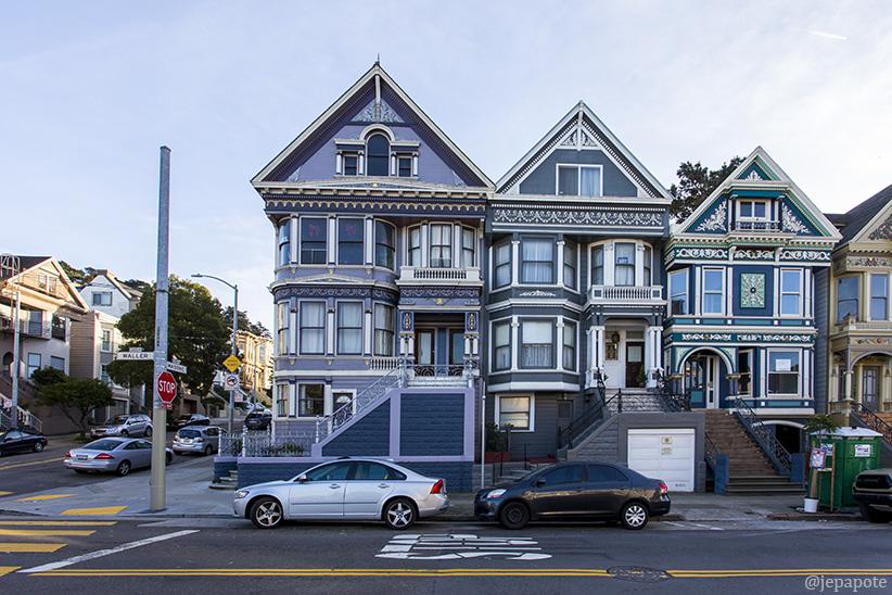 Maison victorienne San Francisco
