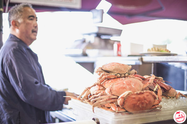 crabe San Francisco