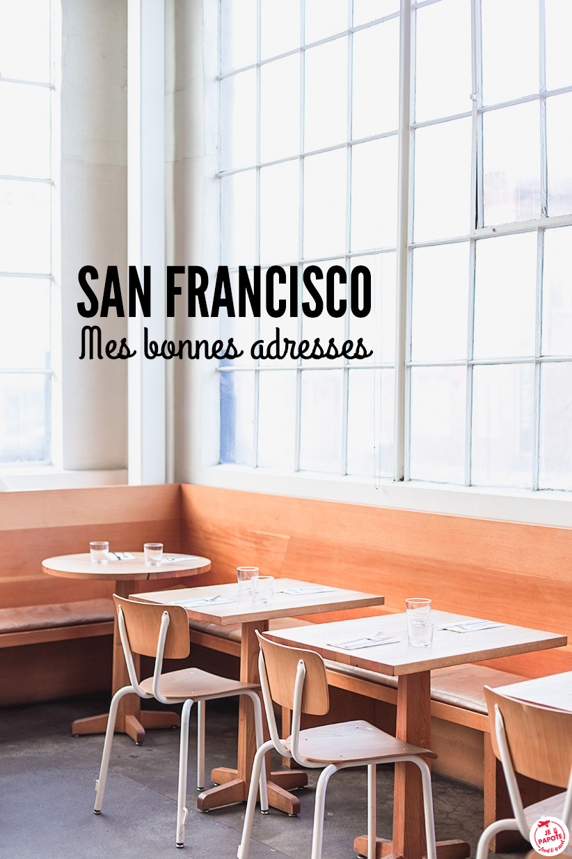 Guide restaurants San Francisco