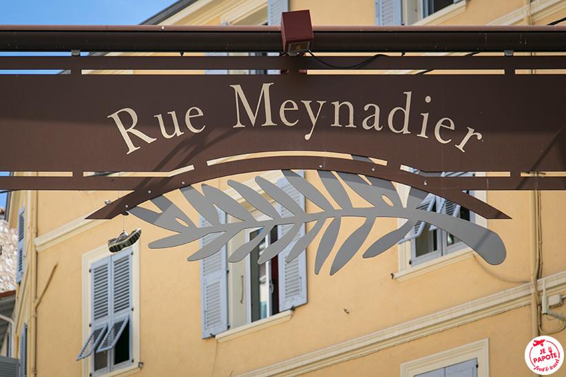 rue meynadier cannes