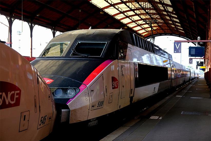 TGV Cannes