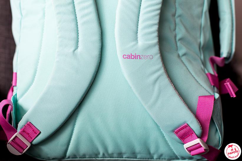 sac à dos cabine avion