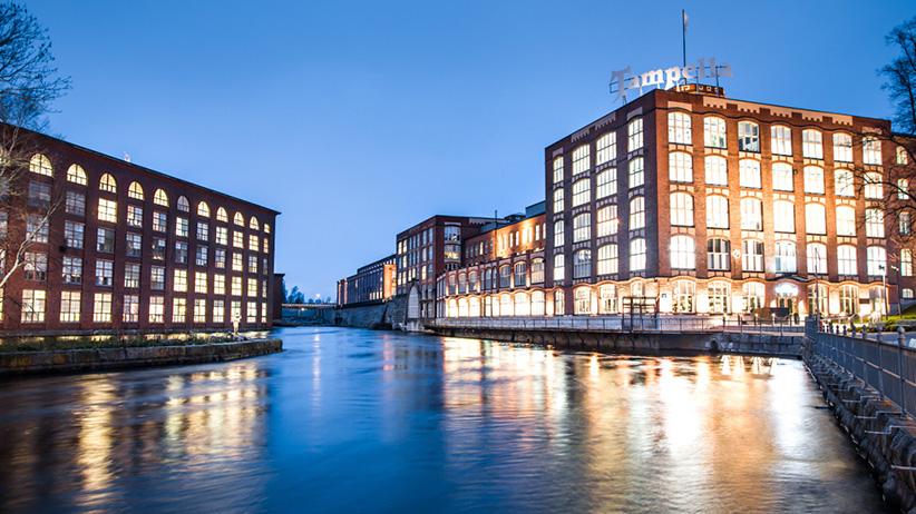 Tampere vie nocturne