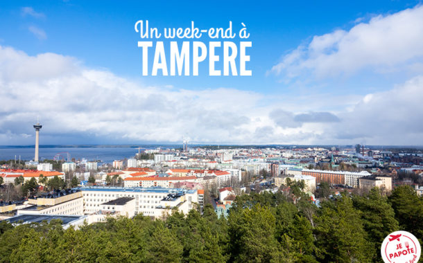 Visiter Tampere, le temps d'un week-end (gourmand)