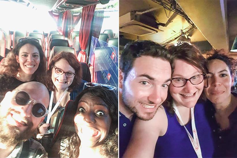 les copains blogueurs voyage