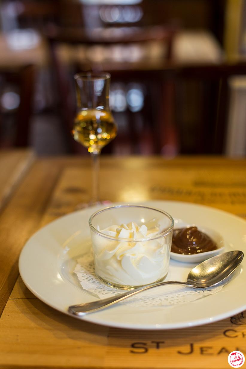 dessert fontainebleau