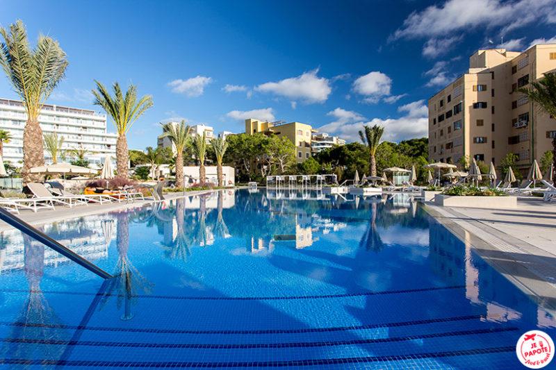 hotel piscine majorque
