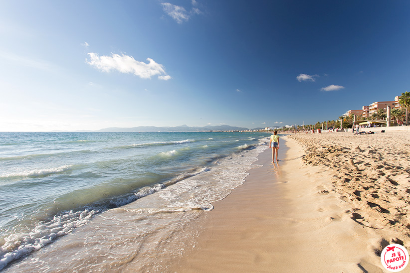 plage Majorque