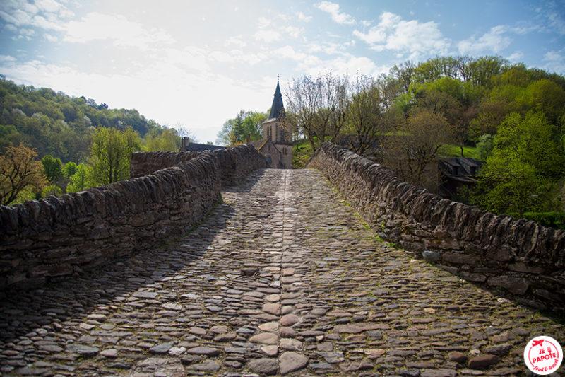 pont de belcastel