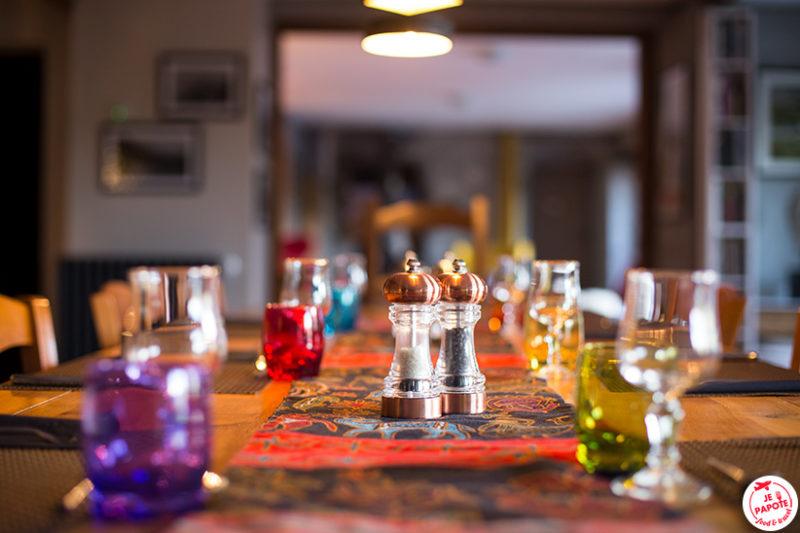 Table d'hotes La Grange des Ecrins