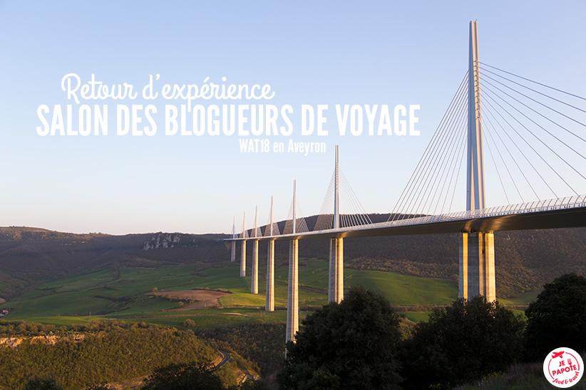 Le salon des blogueurs de voyage, 5ème édition en Aveyron