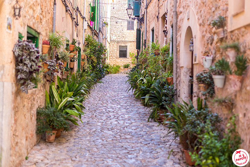 Valldemossa Majorque