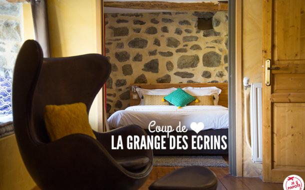 La Grange des Ecrins, séjour en chambre d'hôtes de charme